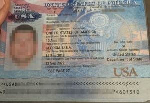Certified Passport Translation in Shanghai: USA passport